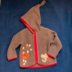Hanna Andersson Fleece Jacket
